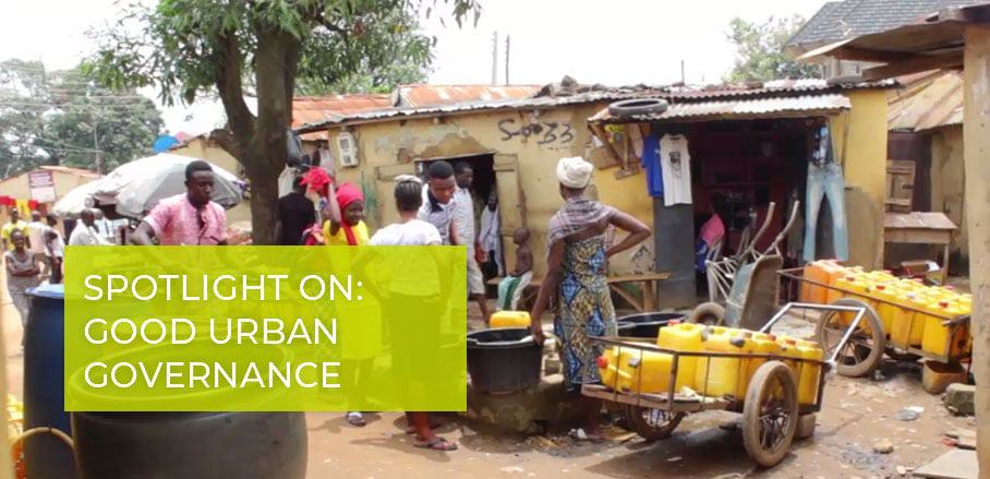 Urban poverty in Nigeria also includes limited access to basic services and resources.